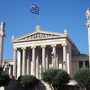 Последние штрихи к столичным  Афинам