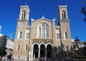 Православные Афины — соборы и монастыри