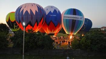 Фестиваль воздухоплавания Небо России пройдет в Рязани