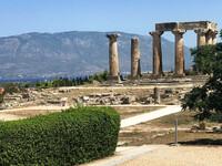 Достопримечательности  античного Коринфа