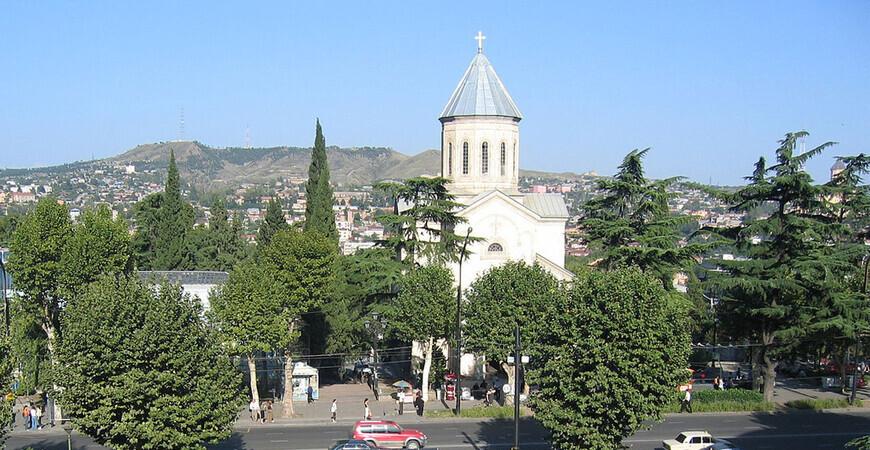 Церковь Святого Георгия (Кашвети)