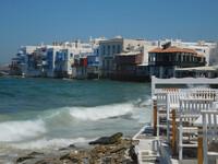 Самостоятельно по лучшим греческим островам. Знакомимся — Миконос