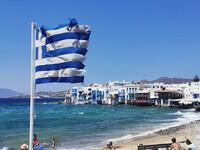 Греческий остров Миконос и его великолепные пляжи