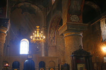 Базилика Анчисхати - самый древний храм Тбилиси