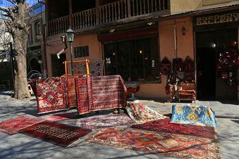 Сувенирные магазины в Тбилиси