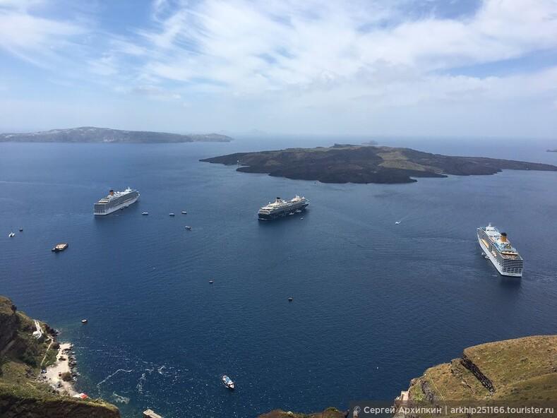 Итоги путешествий за 2019 год — 8 новых стран за два летних месяца. Часть 1. Материковая и островная Греция