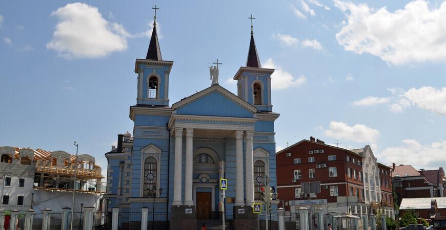 Католический приход Казани «Воздвижение Святого Креста»