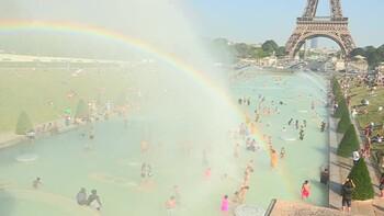 Во Францию возвращается аномальная жара
