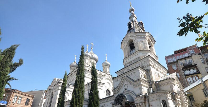 Церковь Иоанна Богослова в Тбилиси