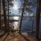 Озеро Гурино