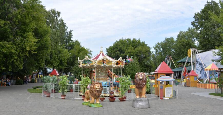Парк «Солнечный ветер» в Барнауле