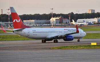 Два пассажира госпитализированы из-за задымления в самолёте NordWind