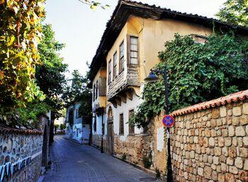 Старые османские дома, Калеичи, Анталия