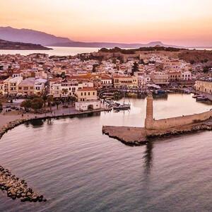 Ретимно — Западный Крит