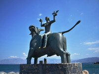 На востоке Крита — лучший курортный город — Агиос Николаос