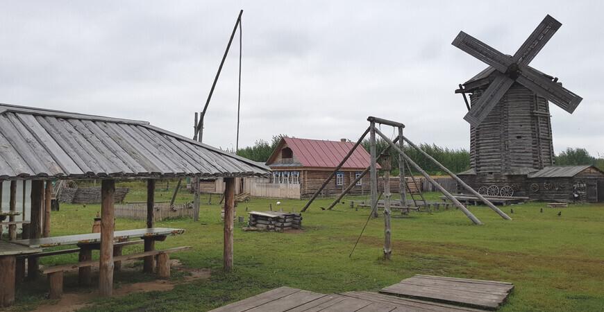 Этнографический музей под открытым небом «Татар авылы»