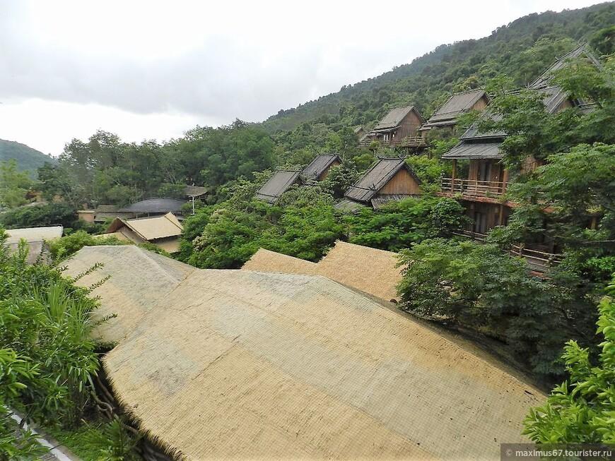 Экскурсия в этнографическую деревню. Ч - 1. Народность Ли