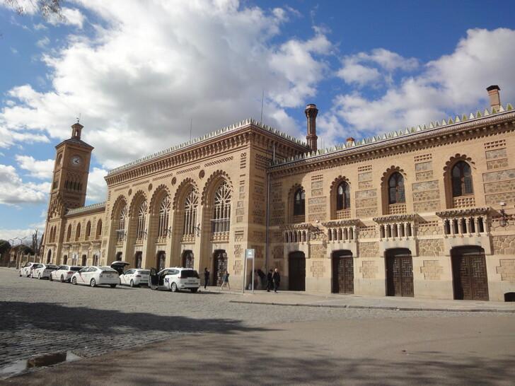 Вокзал Толедо