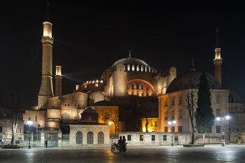Собор Айя-София в Стамбуле, наследие Константинополя