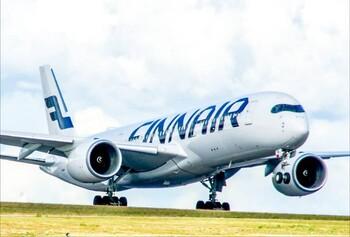 Finnair закроет рейс Хельсинки - Екатеринбург