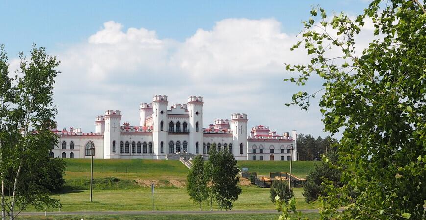 Коссовский замок (Дворец Пусловских в Коссово)