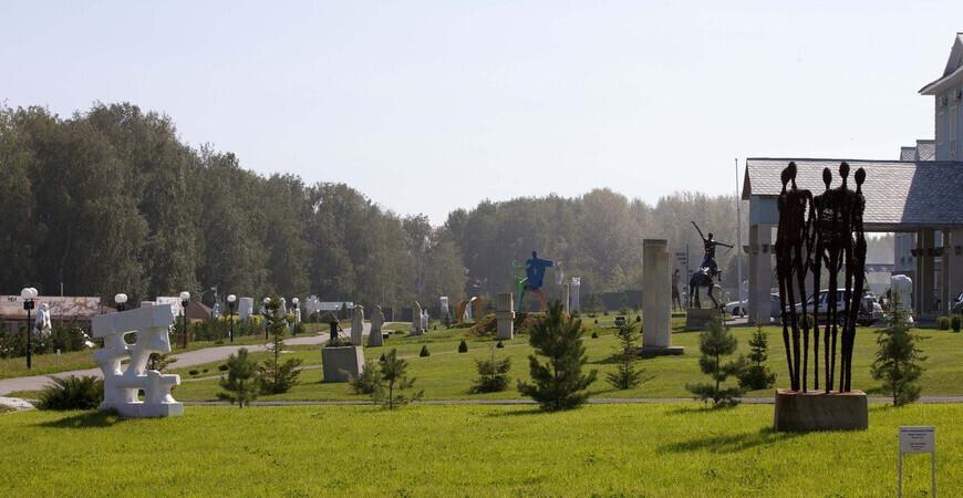 Парк «Легенда» в Пензе