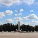 Адмиралтейская площадь Воронежа