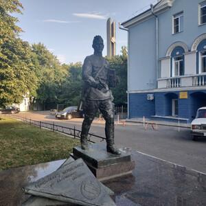 Очередная прогулка по улицам Воронежа...