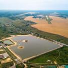 Озеро-парк «Емельяновское» под Красноярском