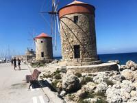 Самостоятельно на греческий остров Родос