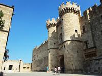 Родос — замок Великого Магистра