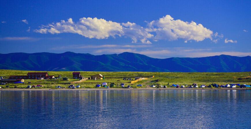 Озеро Сватиково (Дус-Холь)