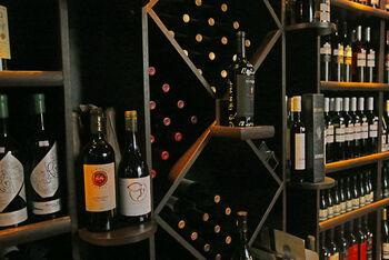 Вино в бутике «Виномания»
