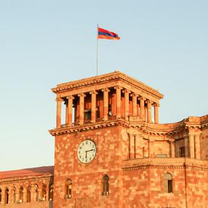 Город розового туфа — солнечный Ереван