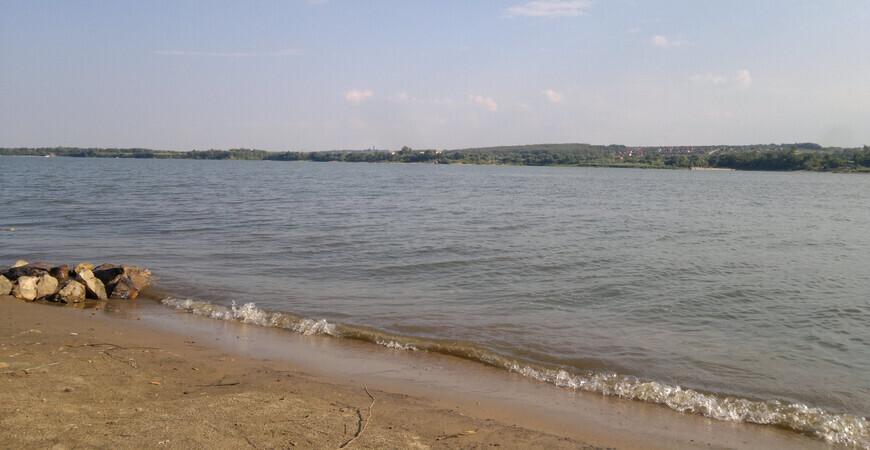 Озеро Павленское в Серпуховском районе