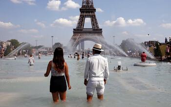 В странах Европы зафиксированы температурные рекорды