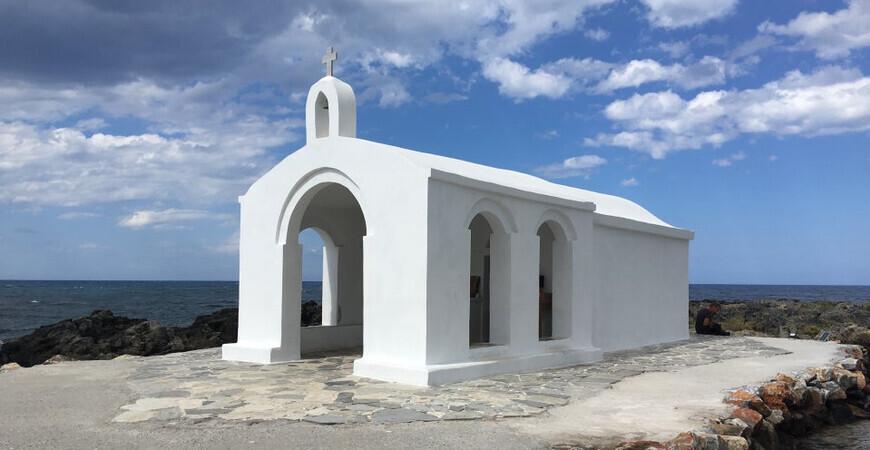 Часовня Святого Николая на Крите