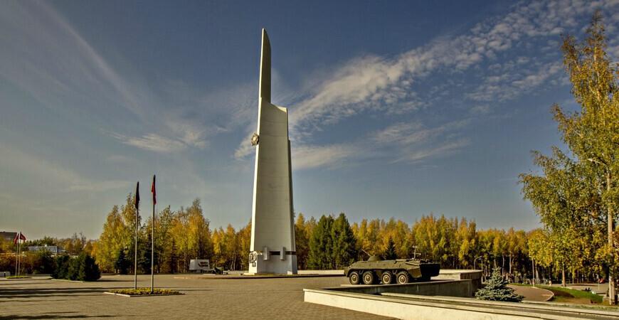 Парк Победы в Кирове