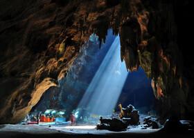 Пещерные храмы Таиланда
