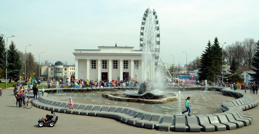Центральный парк Владимира (Парк 850-летия)