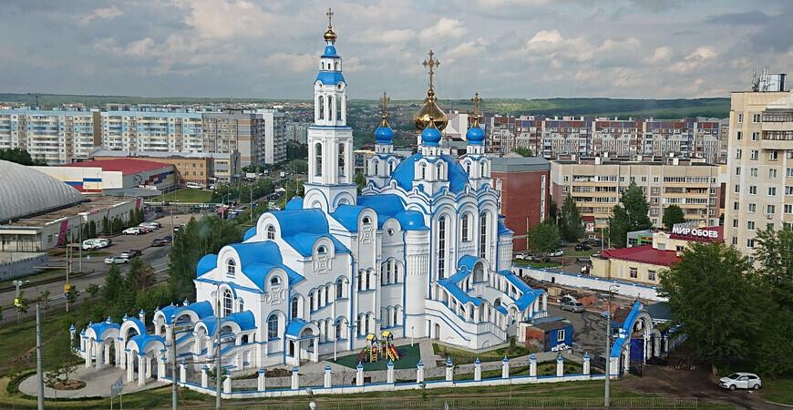 Храм Александра Невского в Казани