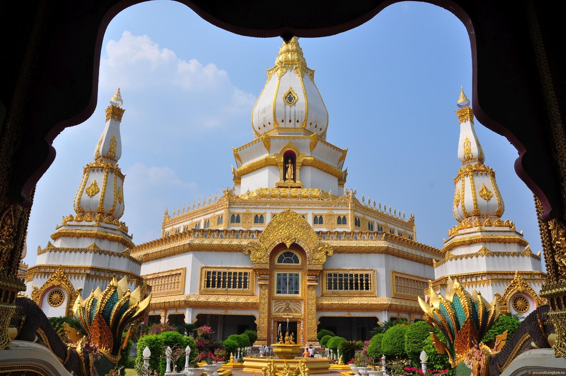 Храм-101 в провинции Рой Ет