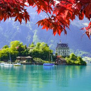 Озеро Бриенц