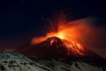 МИД РФ предупреждает туристов об активности вулкана Этна в Италии