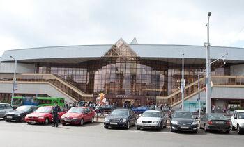Ж/д вокзал Минска