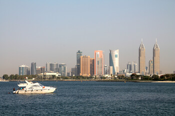 Между Дубаем и Шарджей запущено водное такси
