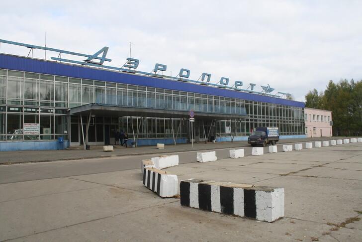 Аэропорт Кирова