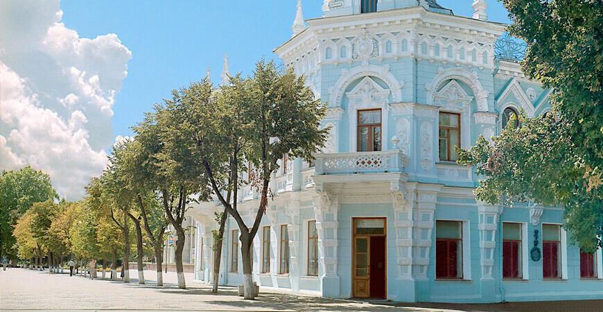Краснодарский краевой художественный музей имени Коваленко
