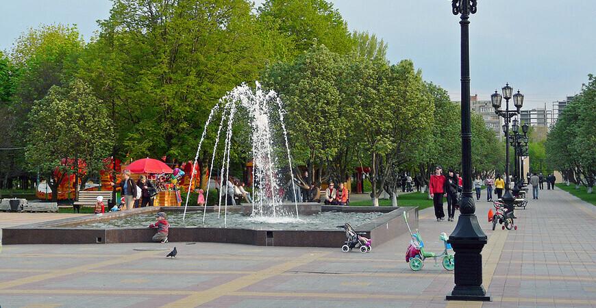 Парк Плевена