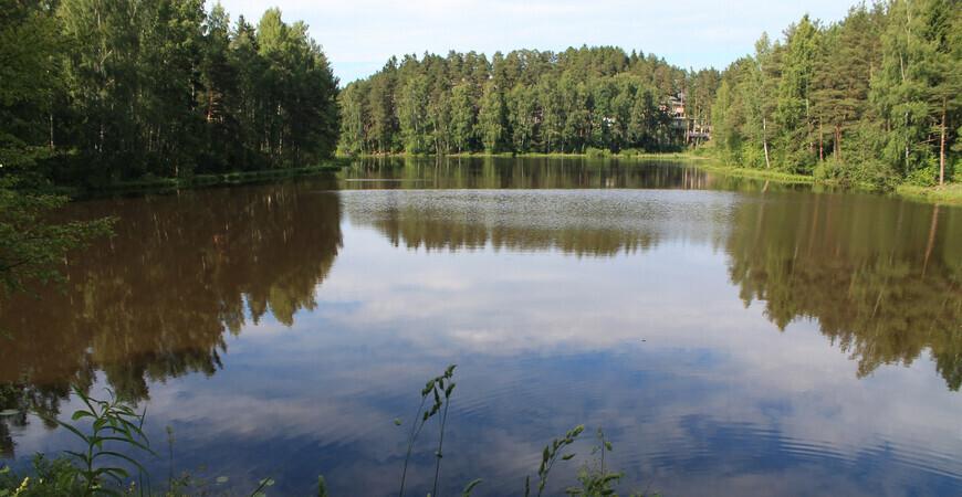 Чайное озеро